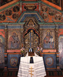 Iconostasis Royalty Free Stock Photography