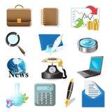 Icons Stock Photos