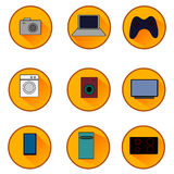 Icons appliances Raster 1 1 1 Royalty Free Stock Photography