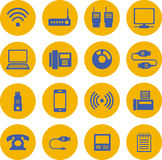 Icons Business Stock Photography