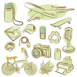 Icons for design Royalty Free Stock Photo