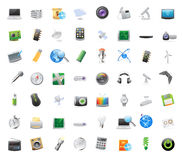 Free Icons For Technology Stock Images - 21789654