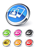 Icons picture Stock Photo