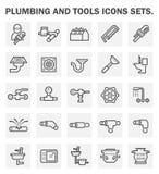 Icons Royalty Free Stock Photos