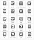 Icons IT Stock Photo