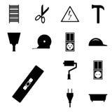 Icons set refit/ Vector icon level, Royalty Free Stock Photo