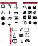 Icons sets Stock Photo