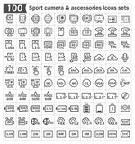 Icons Stock Photos