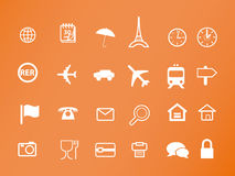 Icons studio design Royalty Free Stock Image