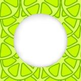 Icons summer only exLiPa SEAM 17-X CUT mesh circles Stock Photo