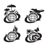 Icons. Vector illustration. Icons. authors illustration in Stock Images