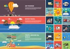 Icons for web design, seo, social media Stock Photography