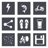 Icons for Web Design set 27 Stock Photos