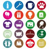 Icons for Your store vector illustration