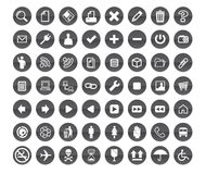 Icons01 Stock Images