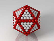 Icosahedron Royalty Free Stock Photos