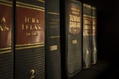 Icra Iflas Piled Book Royalty Free Stock Photos