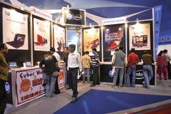 ICT-Markt in Kolkata. Stock Fotografie