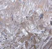 Icy Abstract Royalty Free Stock Photography