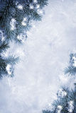 Icy background Royalty Free Stock Photo