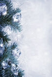 Icy background Royalty Free Stock Photography