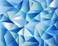 Icy background Royalty Free Stock Photos