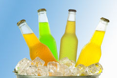 Icy Beverage Stock Photography