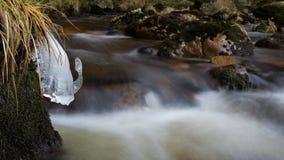Icy Creek Stock Photo