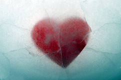 Free Icy Heart Stock Images - 35830464