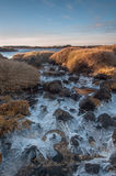 Icy Iceland Stock Photo