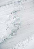 Icy lake Royalty Free Stock Photo
