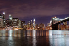 Free Icy Manhattan Royalty Free Stock Images - 30930969
