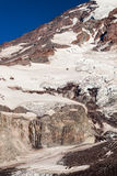 Icy Mount Rainier Royalty Free Stock Images