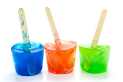Icy Poles Royalty Free Stock Photography