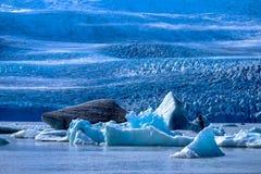 Icy shores Royalty Free Stock Photos