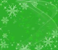 icy snowflakes för bakgrund vektor illustrationer