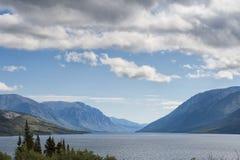 Icy strait point Alaska Stock Photo