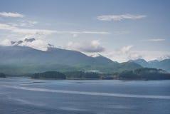 Icy Strait Point, Hoonah, Alaska, USA Stock Photo