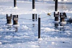 Icy winter Stock Photos