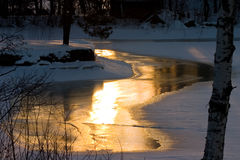 IcySunset Stock Images