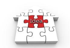 Idée 2 de Chambre Image libre de droits