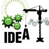 Idée Photo stock