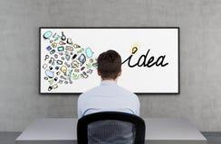 Idée Images stock