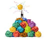 Idée créative image stock