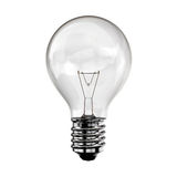 idée de concept d'ampoule Photographie stock libre de droits