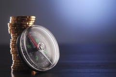 Idée de finances Images libres de droits