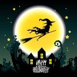 Idée de Halloween d'illustration de vecteur Image libre de droits