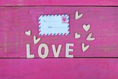 idée de jour de valentines Image libre de droits