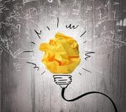 Idée et concept d'innovation