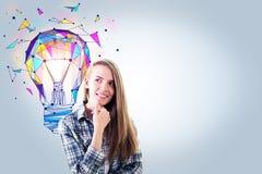 Idée et concept de créativité photos libres de droits